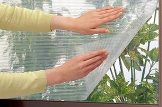 窓ガラス断熱シート
