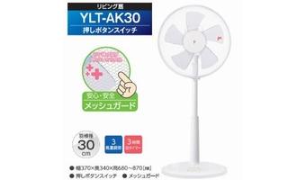 山善の扇風機(30cm)