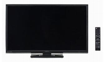オリオン電機のLED液晶テレビ32型