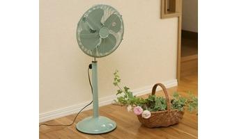 扇風機の活用方法