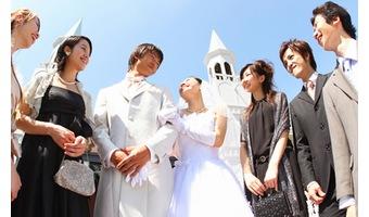 結婚式の費用は平均343.8万円