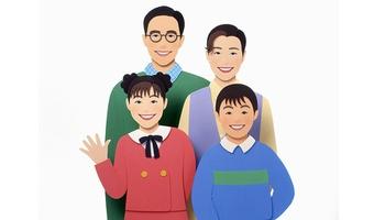 年収500万円のモデルケース「既婚者・子供2人」