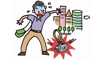 海外旅行保険における事故発生率は「26人に1人」