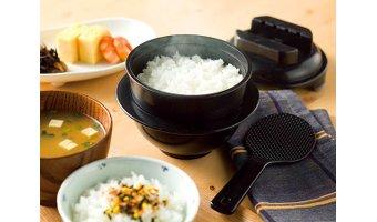 ちびくろちゃんでご飯を炊く方法
