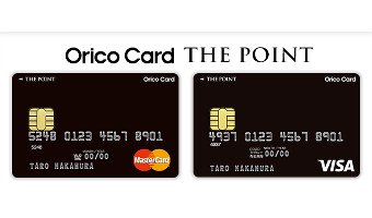 「Orico Card THE POINT」の概要