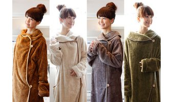 amazonで買ってよかったもの⑰「着る毛布 fu-mo」