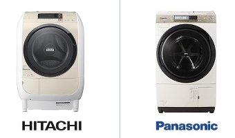 洗濯機おすすめメーカーは「日立」