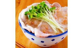 ズボラ飯レシピ③ さっぱり梅だれ豚丼