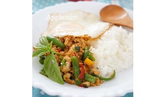 ズボラ飯レシピ⑥ なんちゃってガパオライス