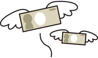 臨時出費は予算化することが重要