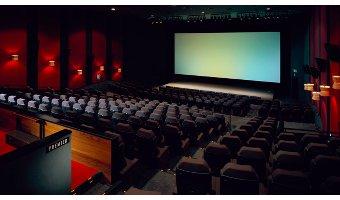 映画館のサービス