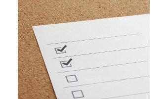 浪費癖を治す方法⑤ 買い物リストを作る