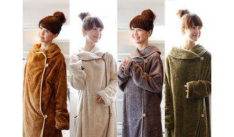 amazonで買ってよかったもの⑦「着る毛布 fu-mo」