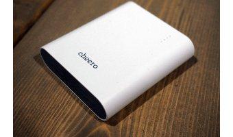 amazonで買ってよかったもの⑨「cheero Power Plus 3」