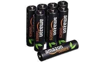 節約グッズ⑫「充電式電池」
