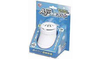 節電グッズ⑦「Ag+除菌フロート」