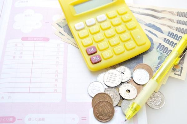 家計簿を続けるために!項目・費目は12項目までに仕分けるべき