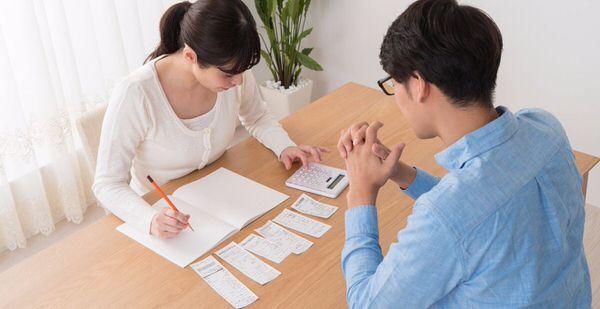 夫婦で手取り20万円|理想的な家計簿の内訳と実践すべき節約術3選