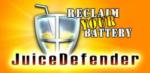 バッテリー節約アプリ「JuiceDefender」(ジュースフェンダー)の使い方・メリットまとめ